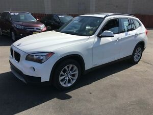 2013 BMW X1 Xdrive28i, Leather, Panoramic Sunroof, AWD