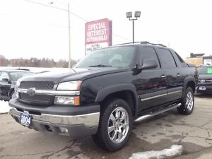 2004 Chevrolet Avalanche LT !! LEATHER !! SUNROOF !! 20 CHROME W