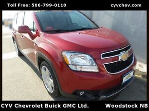 2012 Chevrolet Orlando LTZ - Heated Seats 7 Passenger - $9/Day