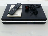 SANYO RDR-HXD995 DVD PLAYER 25GB RECORDER FREEVIEW