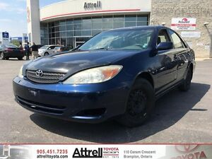 2003 Toyota Camry LE. Remote Starter, Cruise Control, Power Wind