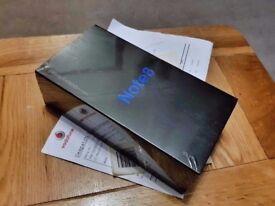 Brand New & Sealed Samsung Galaxy Note 8 64GB Midnight Black - Sim Free UK Model - Inc Full Warranty