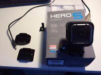 Hero GoPro 5 session! MicroSD 32GB gratis!