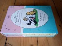 Hardback Unabridged Winnie the Pooh Books (brand new, wrapped)