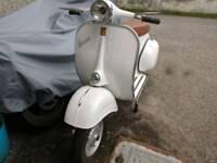 Vespa 150 restored 1971