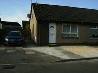 1 Bedroom semi - detached Bungalow Eliburn, Livingston