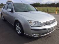 BARGAIN! Ford mondeo edge, diesel, full years MOT no advisories