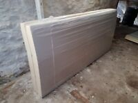 6 of 140mm thick PIR insualtion board