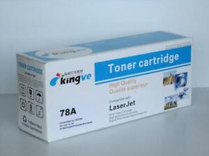 New Compatible Toner for HP78A / Canon 128 fit LarserJet P1536/1566/1606 MF4412/4450/4550/4580/4770/4880/4890 $20.00
