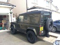 Land Rover Defender 90 1985