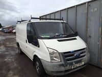 Ford transit 2.2 front wheel drive diesel 2007 Spare parts breaking
