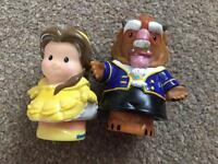 Disney Princess Little People character beauty and the beast