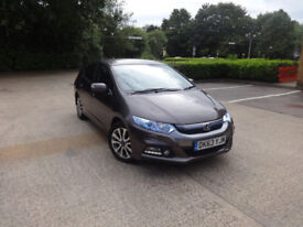 Honda Insight Ima Hx 5dr Auto Electric Hybrid 0% FINANCE AVAILABLE