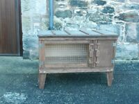 RABBIT HUTCH - NEW, UNUSED, ALL-WEATHER, JOINER MADE, BEST QUALITY - £35