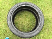 235/40/18 part worn tyre – Pirelli P Zero – 4mm tread