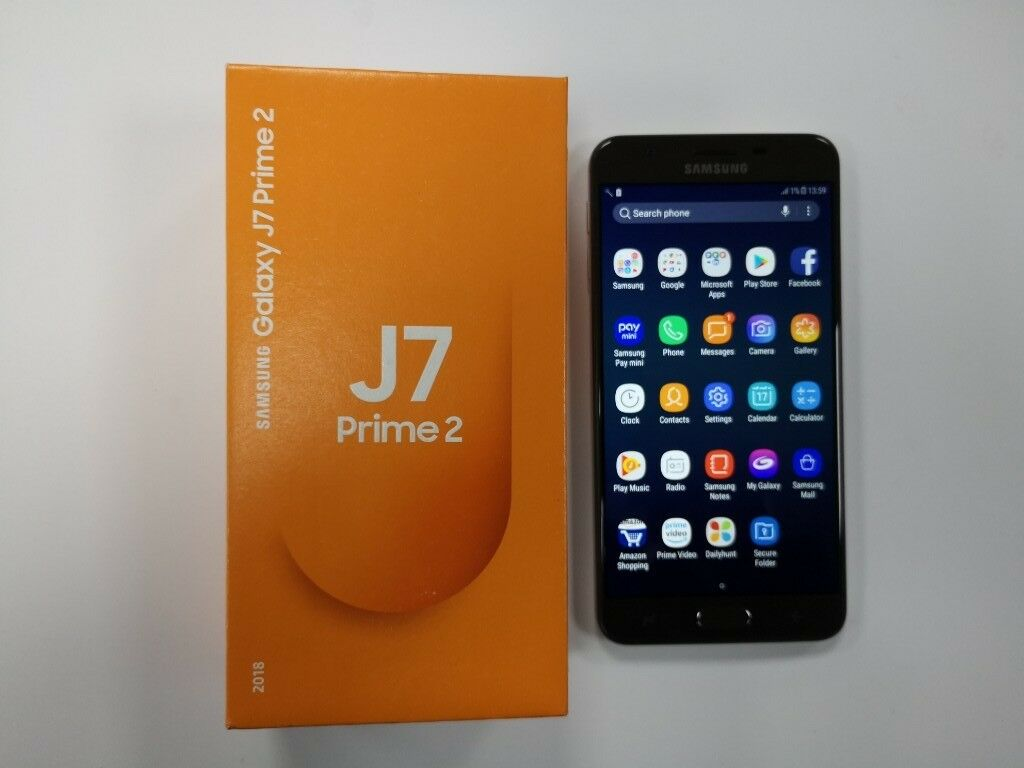 SAMSUNG GALAXY J7 PRIME 2 32GB GOLD UNLOCKED NEW | in Birmingham City  Centre, West Midlands | Gumtree