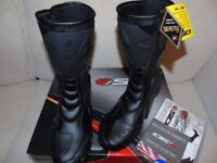SIDI B2 GORETEX MOTORCYCLE BOOTS RRP £249.99 BRAND NEW