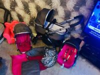 i candy travel system