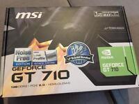 Geforce gt 710 graphic card