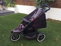 Phil & Ted Sport Double / Single Buggy