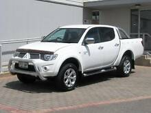 2011 Mitsubishi Triton Ute Murray Bridge Murray Bridge Area Preview
