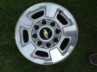 Chevrolet 2500 hd wheels.