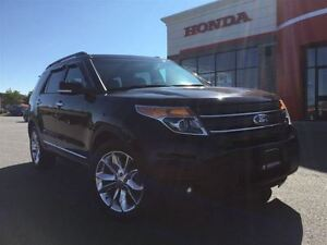 2014 Ford Explorer LTD w/ Starter Hitch Navigation