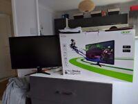 Acer 144HZ Gaming Monitor - 1080p