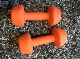 6kg Brand New Dumbbells