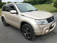 SUZUKI GRAND VITARA DDIS 4X4 2007 ***MOT MARCH 2019***