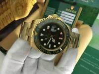 Rolex GMT Master 2 Green Bezel