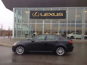 2011 Lexus IS 250 **AWD/NAV/MOON/LEATHER**PRICED TO CLEAR**
