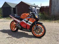 Honda vfr400 nc30