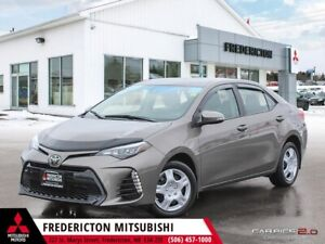 2018 Toyota Corolla SE AUTO | HEATED SEATS | ONLY 12,000 KM!