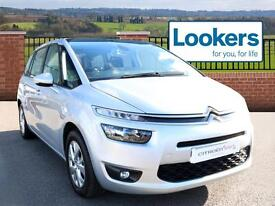 Citroen C4 Picasso GRAND BLUEHDI VTR PLUS (silver) 2015-11-30