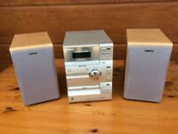 sony cmt-cp1 HiFi Micro System