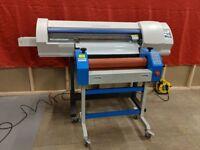 Roland printer, Versacamm, Roland SP300v inc take up unit with 2 New Print Heads