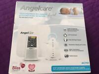 Angelcare digital movement & baby monitor