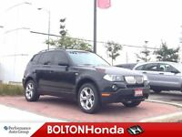2009 BMW X3 xDrive30i - AWD -Power Roof - Leather