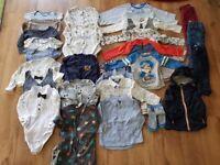 Huge Baby Boys Clothes Bundle 12-18 months.