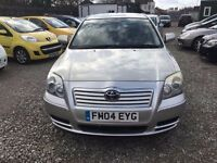 Toyota Avensis 2.0 D-4D T3-S 5dr, 1 FORMER KEEPERS. HPI CLEAR. LONG MOT. DIESEL. P/X WELCOME