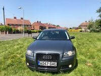 Audi A3 Sport TDI 170 BHP Automatic Diesel FULL SERVICE HISTORY 6 SPEED Cruise & LONG MOT