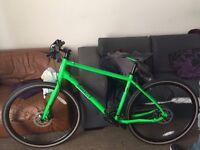Stolen Bike £100 Reward For Recovery