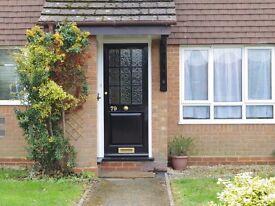 Part furnished 1 Bedroom ground floor flat offered for rent.