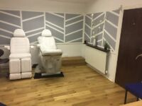 Treatment, Therapy or Beauty room / rooms to rent in Glasgow on a self-employed basis