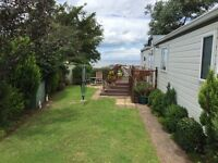 Used Willerby Vogue for sale at St Audries Bay Holiday Club with sea views 42' x 13' 2 bedroom
