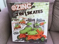 Child's skates size 9-12