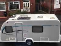 Bailey pursuit 430-4 platinum 4 berth with mover