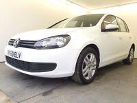 2011   VW Golf 1.4 Twist   Manual   Petrol   WHITE  1 Former Keeper   1 Year MOT   HPI Clear