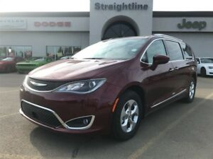 2017 Chrysler Pacifica Touring L-Plus, Safety Tec, Theater Group
